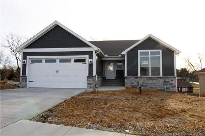 Georgetown Single Family Home For Sale: 6110 - Lot 223 Deer Trace Court