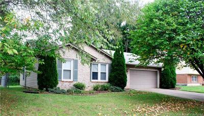 Jeffersonville Single Family Home For Sale: 804 Webster Boulevard