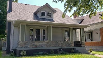 New Albany IN Single Family Home For Sale: $274,900