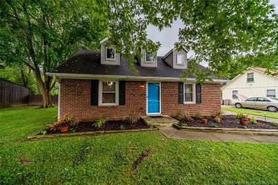 Clarksville Single Family Home For Sale: 1709 Chelsey Court