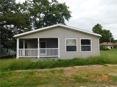 Lawrence County Single Family Home For Sale: 219 W Main Street