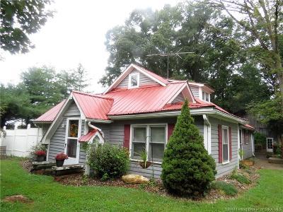 Harrison County Single Family Home For Sale: 2800 Hancock Chapel Road NW