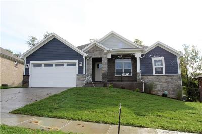 Georgetown Single Family Home For Sale: 6104 - Lot 226 Deer Trace Court