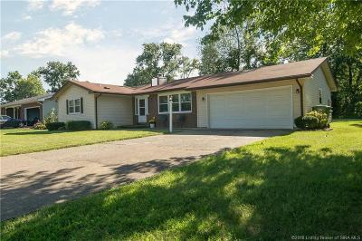 Clarksville Single Family Home For Sale: 1815 Emerald Court