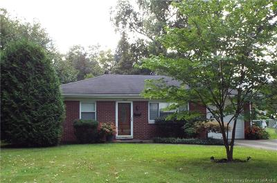 Clarksville Single Family Home For Sale: 1507 McTavish Drive