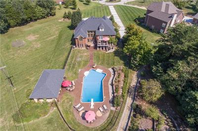 Floyd County Single Family Home For Sale: 2514 Forest Creek Court
