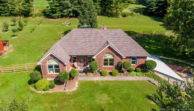 Floyd County Single Family Home For Sale: 7300 Borden Road
