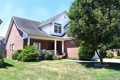 Clark County Single Family Home For Sale: 9111 Island Creek Drive