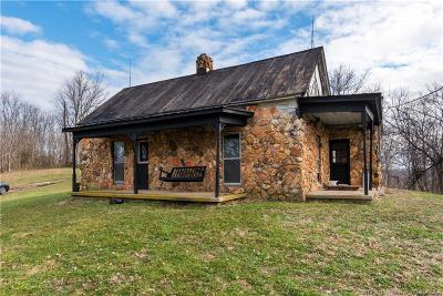 Washington County Single Family Home For Sale: 10988 S Becks Mill Road