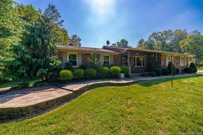 Clark County Single Family Home For Sale: 4420 Fox Road