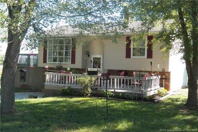 Harrison County Single Family Home For Sale: 1605 Pleasant Grove Road SW