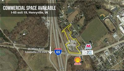 Henryville IN Commercial For Sale: $800,000