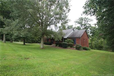 Borden Single Family Home For Sale: 7605 Chapel Hill Road