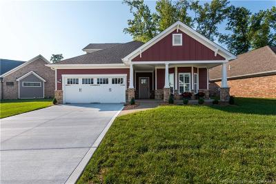 Clark County Single Family Home For Sale: 1605 Pine Valley Way