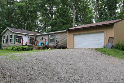 Scottsburg IN Single Family Home For Sale: $200,000