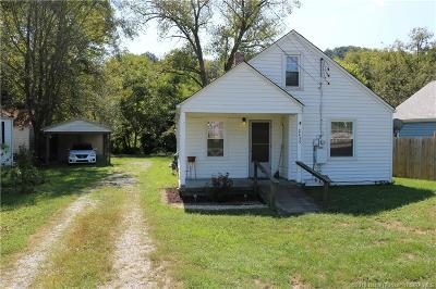 Floyd County Single Family Home For Sale: 2455 Corydon Pike