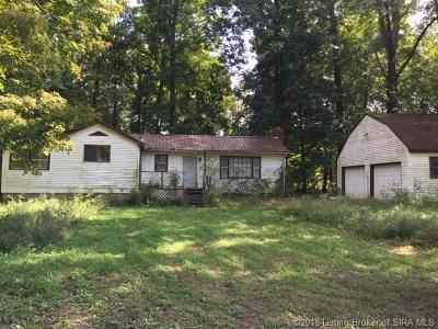 Washington County Single Family Home For Sale: 2750 W Cabin Sites Lane
