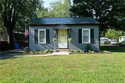 Floyd County Single Family Home For Sale: 1601 Old Ford Road