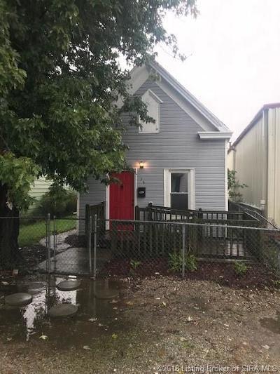 Floyd County Single Family Home For Sale: 35 E 18th Street