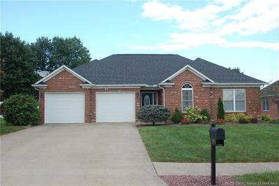 Floyd County Single Family Home For Sale: 3123 White Blossom Circle