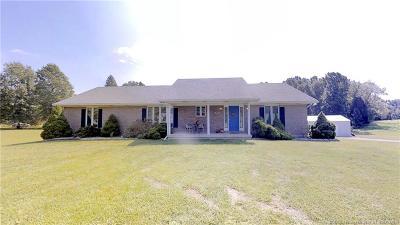 Harrison County Single Family Home For Sale: 7605 Rolling Hills Lane NE
