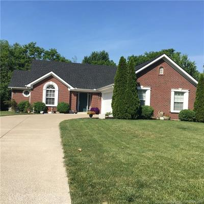 Floyd County Single Family Home For Sale: 4253 Sunrise Drive