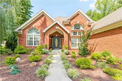 Scottsburg IN Single Family Home For Sale: $289,900