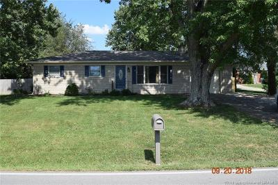 Floyd County Single Family Home For Sale: 1558 Edwardsville Galena Road