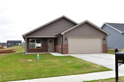 Charlestown Single Family Home For Sale: 8610 Oak Valley Dr. Lot 109