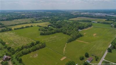 Clark County, Floyd County Residential Lots & Land For Sale: 7012 Salem Noble Road