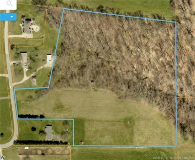 Clark County, Floyd County Residential Lots & Land For Sale: 3751 Martin Road
