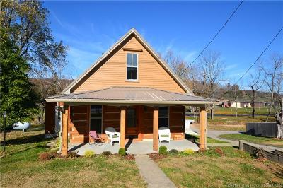 Lanesville Single Family Home For Sale: 7620 Main Street NE