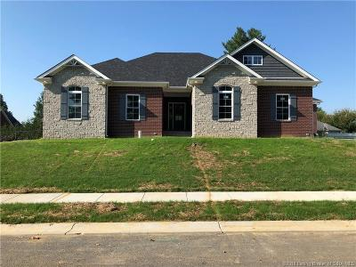 Jeffersonville Single Family Home For Sale: 1003 Golf Pointe Drive