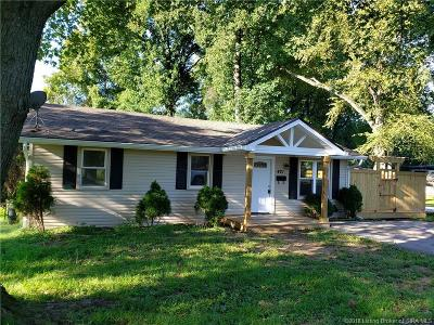 Clarksville Single Family Home For Sale: 421 Miller Avenue