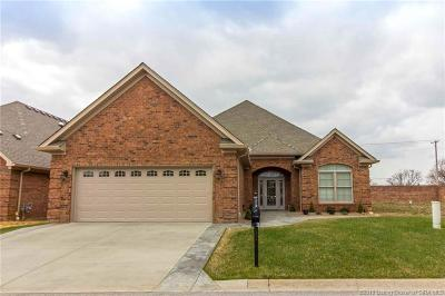Jeffersonville IN Single Family Home For Sale: $419,900