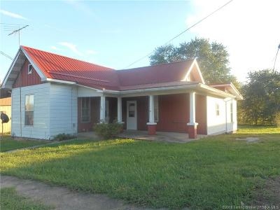 Washington County Single Family Home For Sale: 345 E Us Highway 150