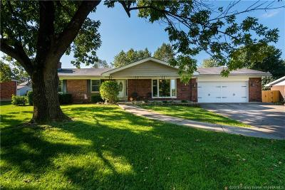 Jeffersonville Single Family Home For Sale: 2006 Augusta Drive