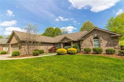 Jeffersonville Single Family Home For Sale: 2420 Ashwood Court