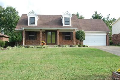 New Albany Single Family Home For Sale: 2712 Klerner Court