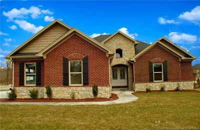 Sellersburg Single Family Home For Sale: 1401 Bogie Lane