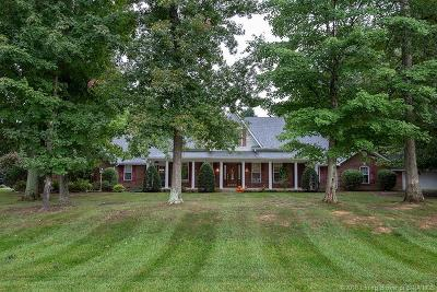 Georgetown Single Family Home For Sale: 6299 Heritage Court NE