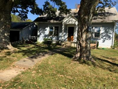 Georgetown Single Family Home For Sale: 954 Nance Lane