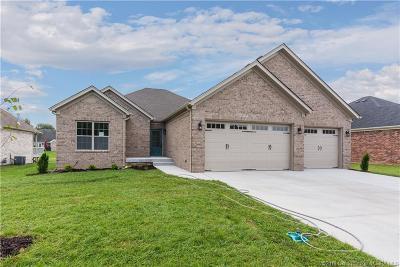 Jeffersonville Single Family Home For Sale: 5310 Casandra Court