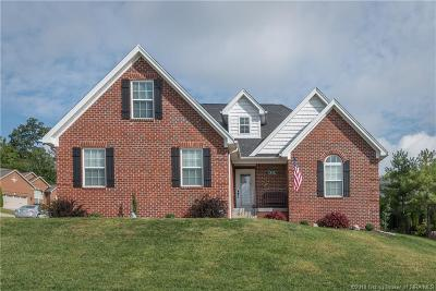Georgetown Single Family Home For Sale: 8173 Autumn Drive