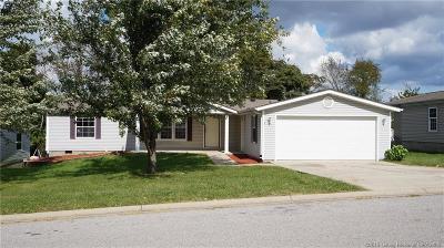 Washington County Single Family Home For Sale: 506 E Colony Drive