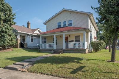 New Albany Single Family Home For Sale: 402 Woodrow Avenue