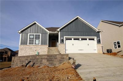 Georgetown Single Family Home For Sale: 6105 - Lot 201 Deer Trace Court