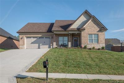 Georgetown Single Family Home For Sale: 7204 Nelson Court
