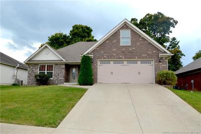 Georgetown Single Family Home For Sale: 7419 Cove Way