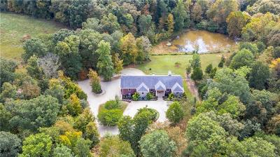 Clark County Single Family Home For Sale: 2421 Vienna Road